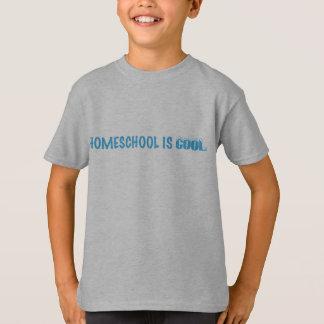 Homeschool is Cool Kids T-shirt