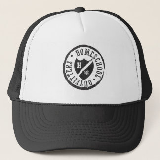 Homeschool Outfitters Logo Trucker Hat