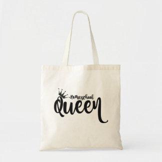 Homeschool Queen Tote Bag