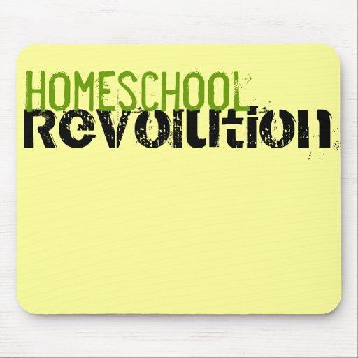 Homeschool Revolution Mouse Pad