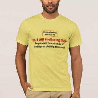 Homeschool Shelter T-Shirt