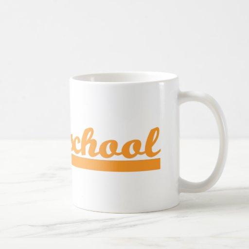 Homeschool Team Mug - Orange