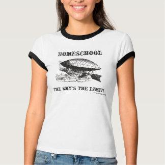 Homeschool: The Sky's the Limit! T-Shirt