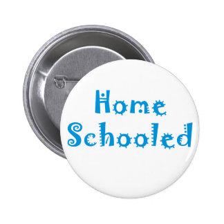 Homeschooled Pinback Button