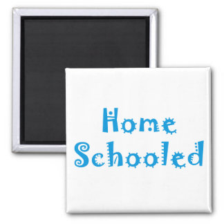 Homeschooled Refrigerator Magnet