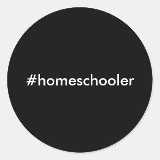 #homeschooler stickers