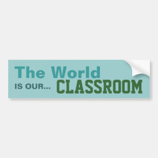 Homeschoolers - Classroom Sticker Bumper Sticker