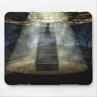 Homesick Mouse Pad