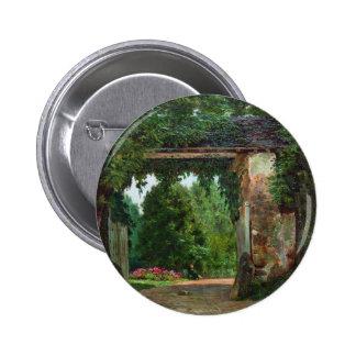 homestead (1) 2 inch round button