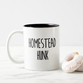 'Homestead Hunk' Mug