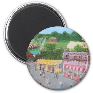 Hometown Fair.JPG 2 Inch Round Magnet