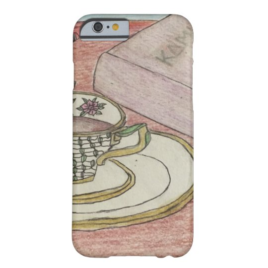 Homework Art Barely There iPhone 6 Case