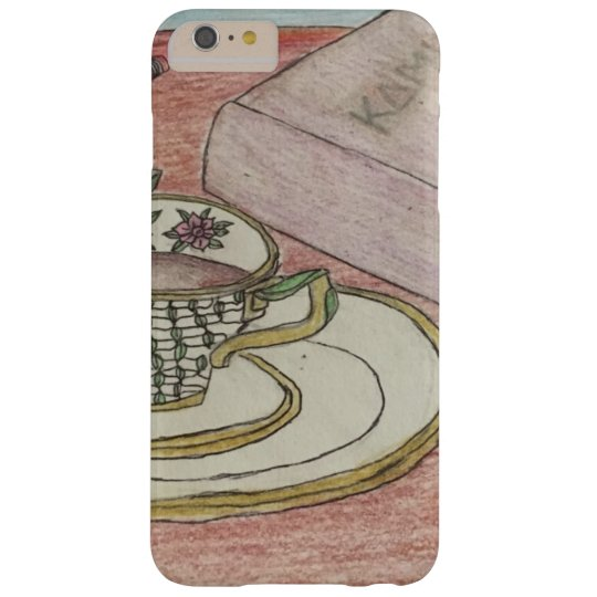 Homework Art Barely There iPhone 6 Plus Case