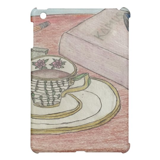 Homework Art iPad Mini Case