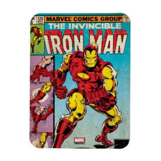 Homme #126 comique de fer magnet