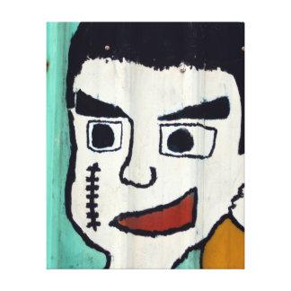 Homme au téléphone toiles