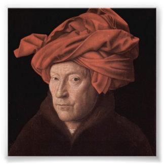 Homme dans un turban photos d'art