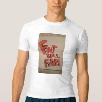 hommes de passioné du football t-shirt