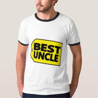 HOMMES ' S - le meilleur ONCLE Tshirts