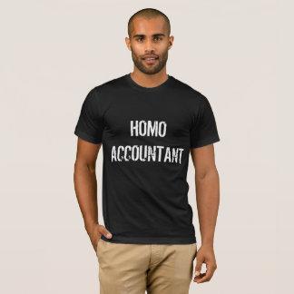 """Homo accountant"" T-Shirt"