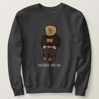 HOMO BEAR SWEATSHIRT