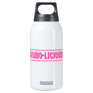 Homo-Licious! Insulated Water Bottle