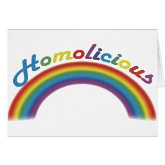 Homolicious Cards
