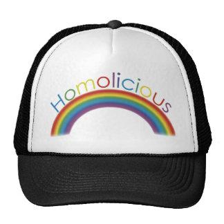 Homolicious Mesh Hat