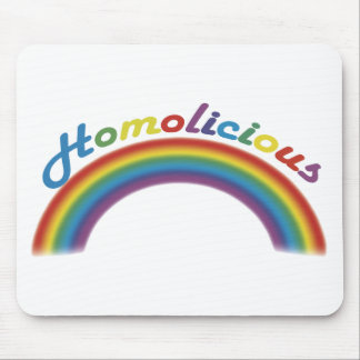 Homolicious Mouse Pad