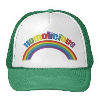 Homolicious Trucker Hat