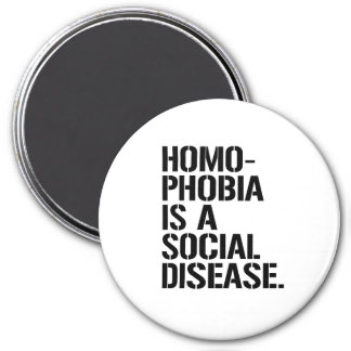 Homophobia is a Social Disease - - LGBTQ Rights -  Magnet