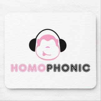 Homophonic Mousepad