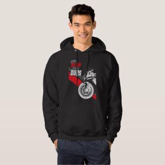 Honda CBR man hoodie - Let's go kill some bugs