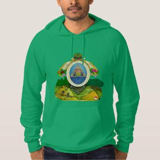 Honduran coat of arms Sweatshirt
