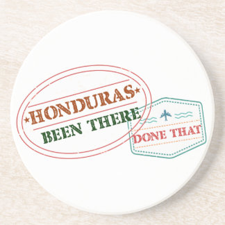 Honduras Been There Done That Coaster