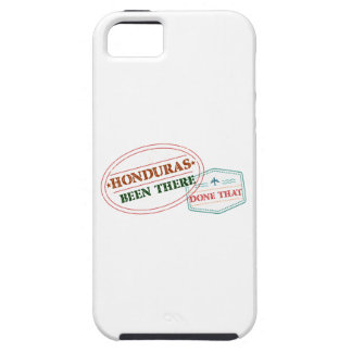 Honduras Been There Done That iPhone 5 Case