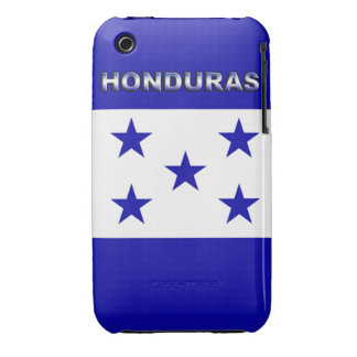 Honduras Case-Mate iPhone 3 Cases