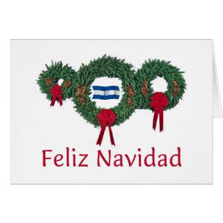Honduras Christmas 2 Card