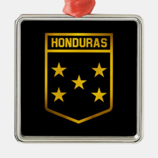 Honduras Emblem Metal Ornament