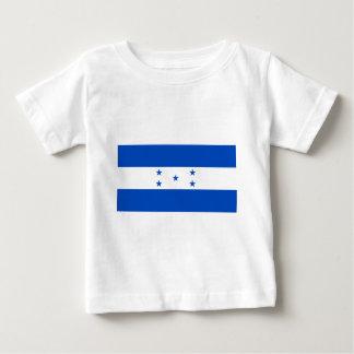 Honduras Flag Baby T-Shirt