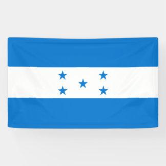 Honduras Flag Banner