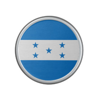 Honduras Flag Bluetooth Speaker