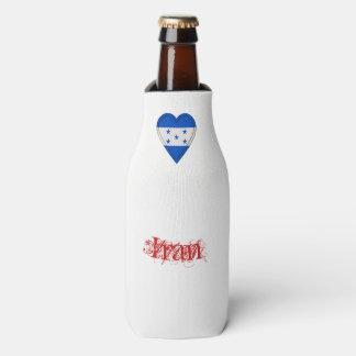 Honduras Flag Bottle Cooler