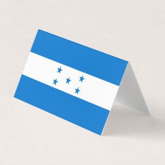 Honduras Flag Card
