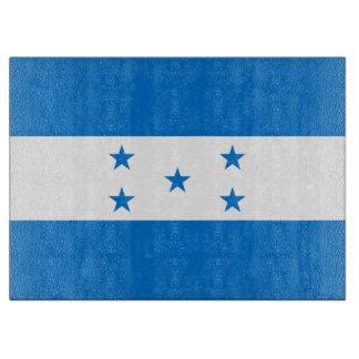 Honduras Flag Cutting Board