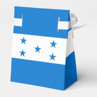 Honduras Flag Favor Box