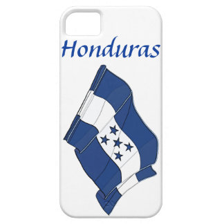 Honduras Flag iPhone 5 Case