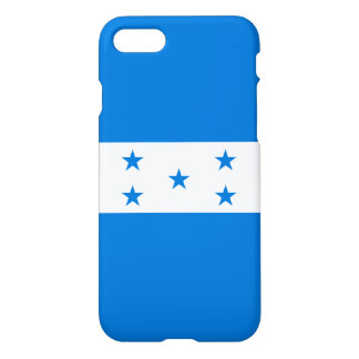 Honduras Flag iPhone 7 Case