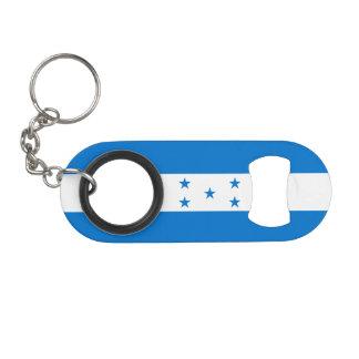 Honduras Flag Keychain Bottle Opener