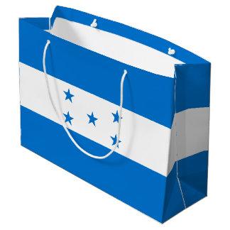 Honduras Flag Large Gift Bag